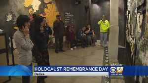 Final Remembrance Ceremony At Dallas Holocaust Museum Before New One Opens [Video]