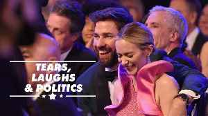 4 Viral moments from the SAG Awards [Video]