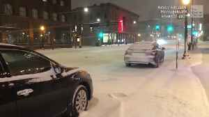 Warning: Coldest Temperatures in Two Decades Coming to Midwest [Video]