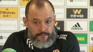Nuno: Jonny happy at Wolves [Video]