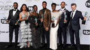 Black Panther The Top Winner At The SAG Awards [Video]