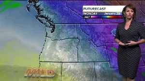 Mild mid-winter weather continues for final few days of January [Video]
