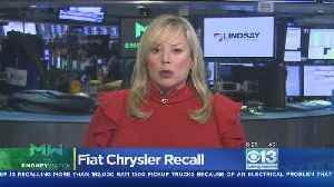 Fiat Chrysler Recalls Brand New Ram Pickups; Power Steering Can Fail [Video]