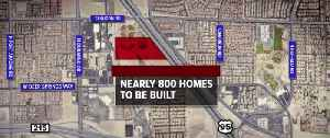 Nearly 800 homes, apartments could soon come to Centennial Hills [Video]