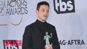 Rami Malek 'Taken Aback' By SAG Win [Video]