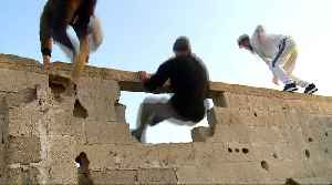 Parkour offers freedom to Gaza youth [Video]