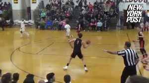 Epic full-court shot turns this kid into a basketball star [Video]