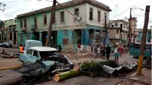 Tornado In Cuba Kills 3, Injures 172 [Video]