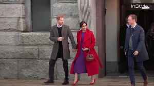 Meghan Markle and Prince Harry Will Spend Their First Valentine's Day as Newlyweds Apart [Video]