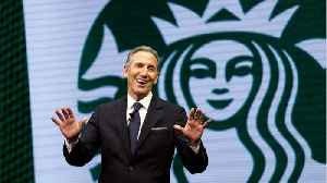 Michael Bloomberg Criticizes Howard Schultz's Potential Independent 2020 Presidential Run [Video]