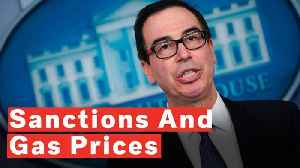 Steve Mnuchin Dodges Questions Regarding Impact Of Venezuela Sanctions On Gas Prices [Video]
