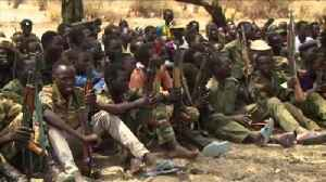 Face-to-face with South Sudan's child soldiers [Video]
