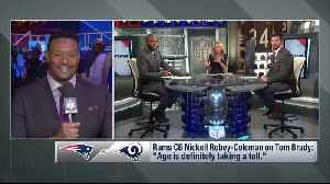 Willie McGinest: Los Angeles Rams cornerback Nickell Robey-Coleman 'better be ready to play the game of his life' after comments [Video]