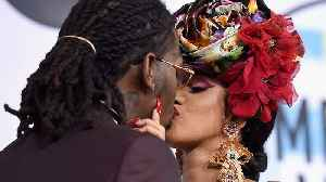 Cardi B CLAPS BACK At Haters Angry That She Got BACK With Offset! [Video]