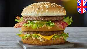 McDonald's UK is putting bacon in their Big Mac [Video]