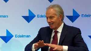 Tony Blair: Second referendum 'only way to bring closure' [Video]