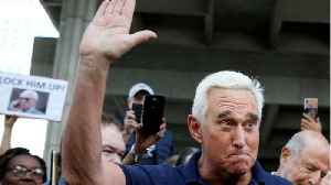 Roger Stone To Plead Not Guilty [Video]