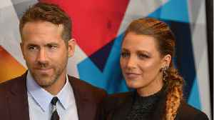 Ryan Reynolds' Second Wedding [Video]