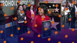Taraji P. Henson Gets Star on Hollywood Walk of Fame [Video]