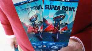 How Much Do Super Bowl Tickets Cost? [Video]