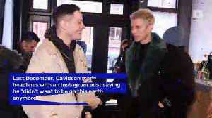 Pete Davidson Is Still Avoiding Social Media [Video]
