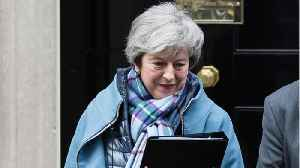 News video: Theresa May Faces One Less Obstacle As Amendment To Delay Brexit Doesn't Pass
