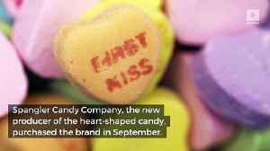Sweethearts Valentine's Candy Won't Be Available This Year [Video]