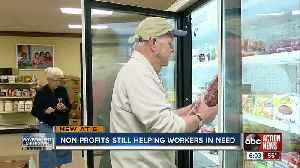Feeding Tampa Bay opens free market for federal employees [Video]
