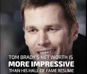 Tom Brady's Net Worth is More Impressive Than His Hall of Fame Resume [Video]