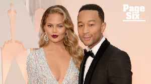 Chrissy Teigen and John Legend's romance blossomed over burgers [Video]