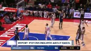 Report: Pistons inquired about Marc Gasol, but talks are dead [Video]