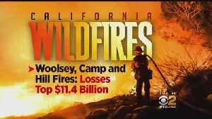 Insurance Claims From Woolsey, Camp And Hill Fires Top $11B [Video]