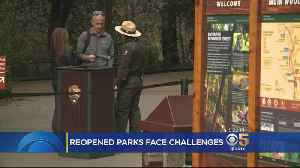 National Parks In Bay Area Face Challenges Reopening After Shutdown [Video]