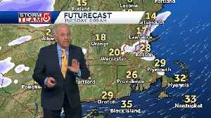 Video: Potential snow during Tuesday morning commute [Video]