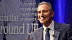 Voters Concerned Howard Schultz Running As An Independent Will Help Trump Win Re-Election [Video]