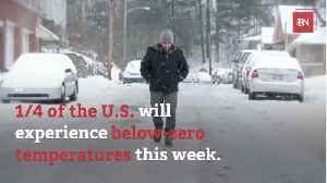 The Very Cold Polar Vortex Coming Could Be Deadly [Video]