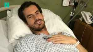 Andy Murray Reveals Hip Surgery Recovery On Instagram [Video]