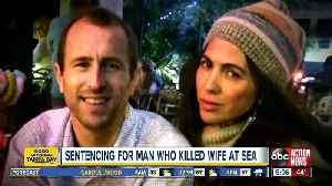 Florida man facing prison in newlywed wife's disappearance at sea [Video]