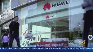 Chinese Tech Giant Huawei Denies Stealing Trade Secrets [Video]
