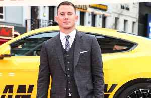 Channing Tatum's number one priority [Video]