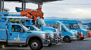 PG&E Corp Files For Bankruptcy [Video]