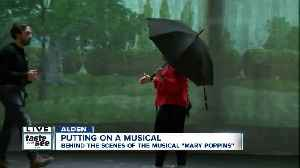 Alden High School students let Thuy Lan Nguyen fly as Mary Poppins! [Video]