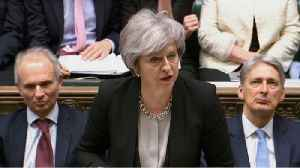 UK PM May's Party Offers New Compromise To Break Brexit Impasse [Video]