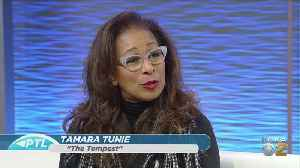 Tamara Tunie Starring In Pittsburgh Public Theater's 'The Tempest' [Video]