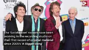 Keith Richards gives Rolling Stones album update [Video]
