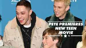 Pete Davidson makes Sundance film fest debut [Video]