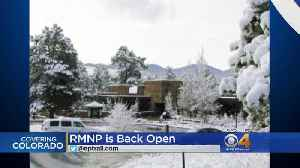 Rocky Mountain National Park Reopens [Video]