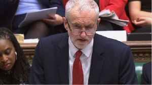British Labour Leader Corbyn Says Brexit Delay Now Inevitable [Video]