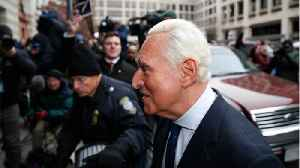 Roger Stone Appears In U.S. Court To Face Russia Probe Charges [Video]