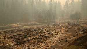 California's Nov. 2018 Fires Most Expensive in State History [Video]
